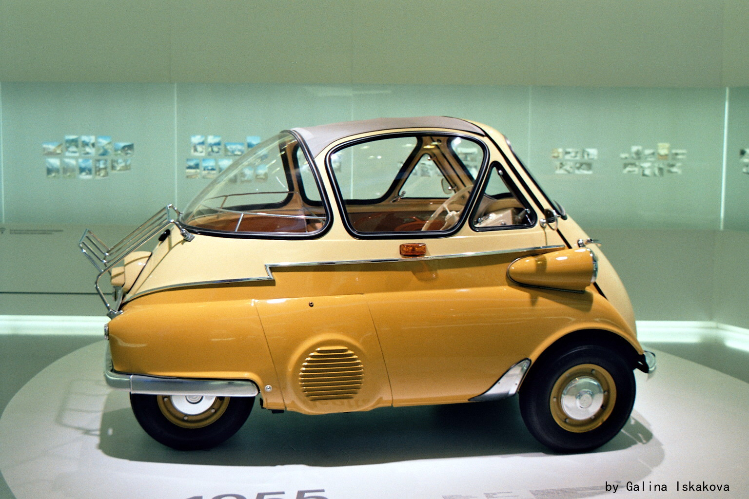 BMW Isetta, музей BMW