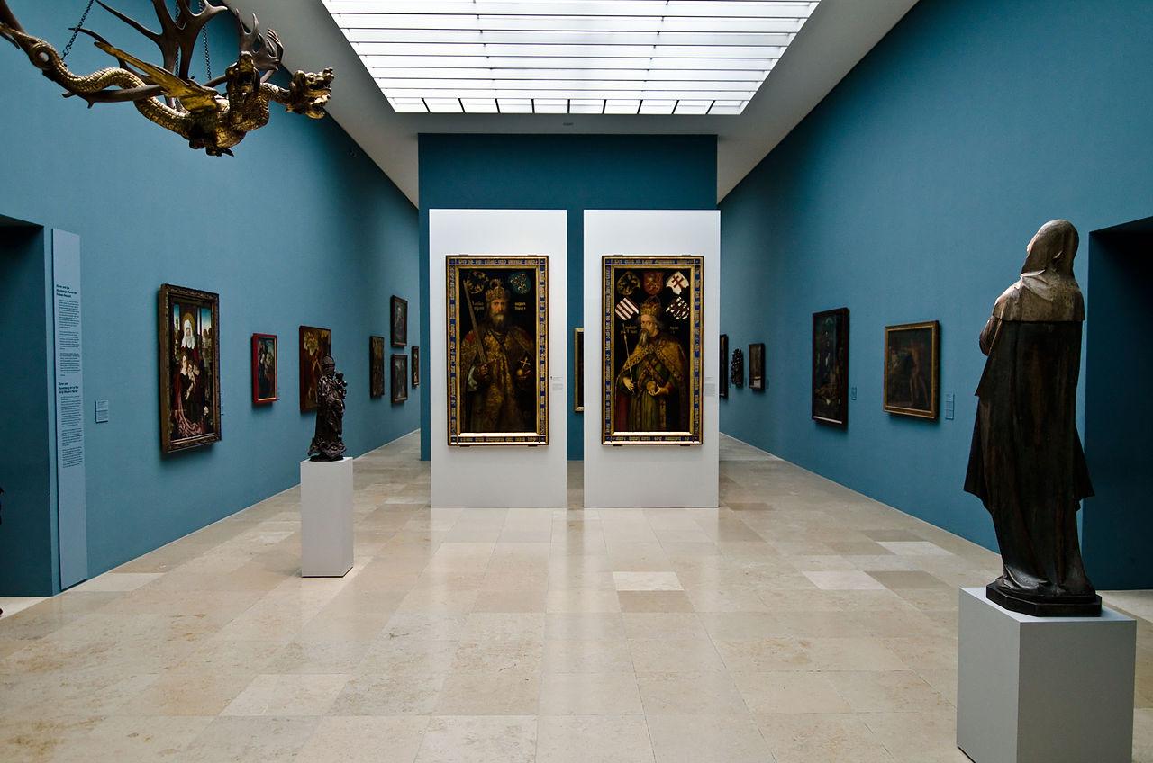 Германский национальный музей, художественная галерея Ренессанса