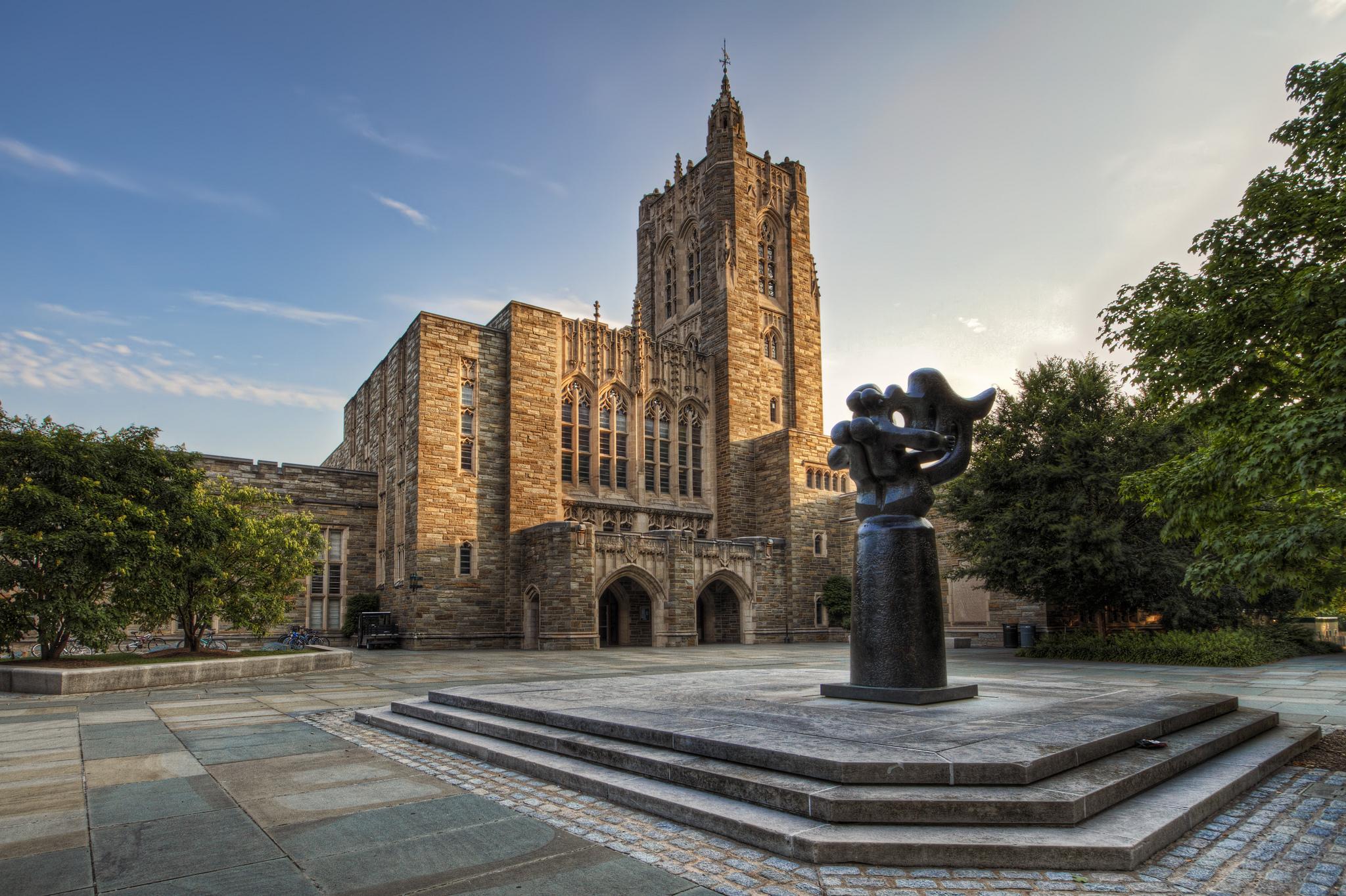 Библиотека Файрстоуна, Принстонский университет