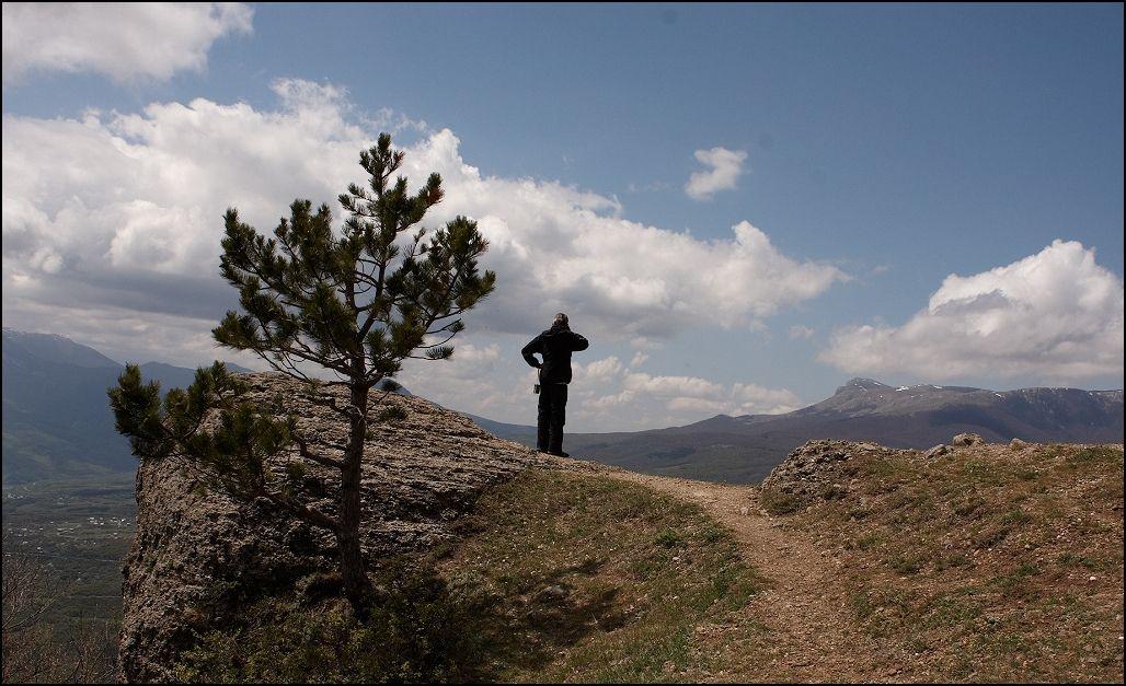 Долина Привидений панорама Крым