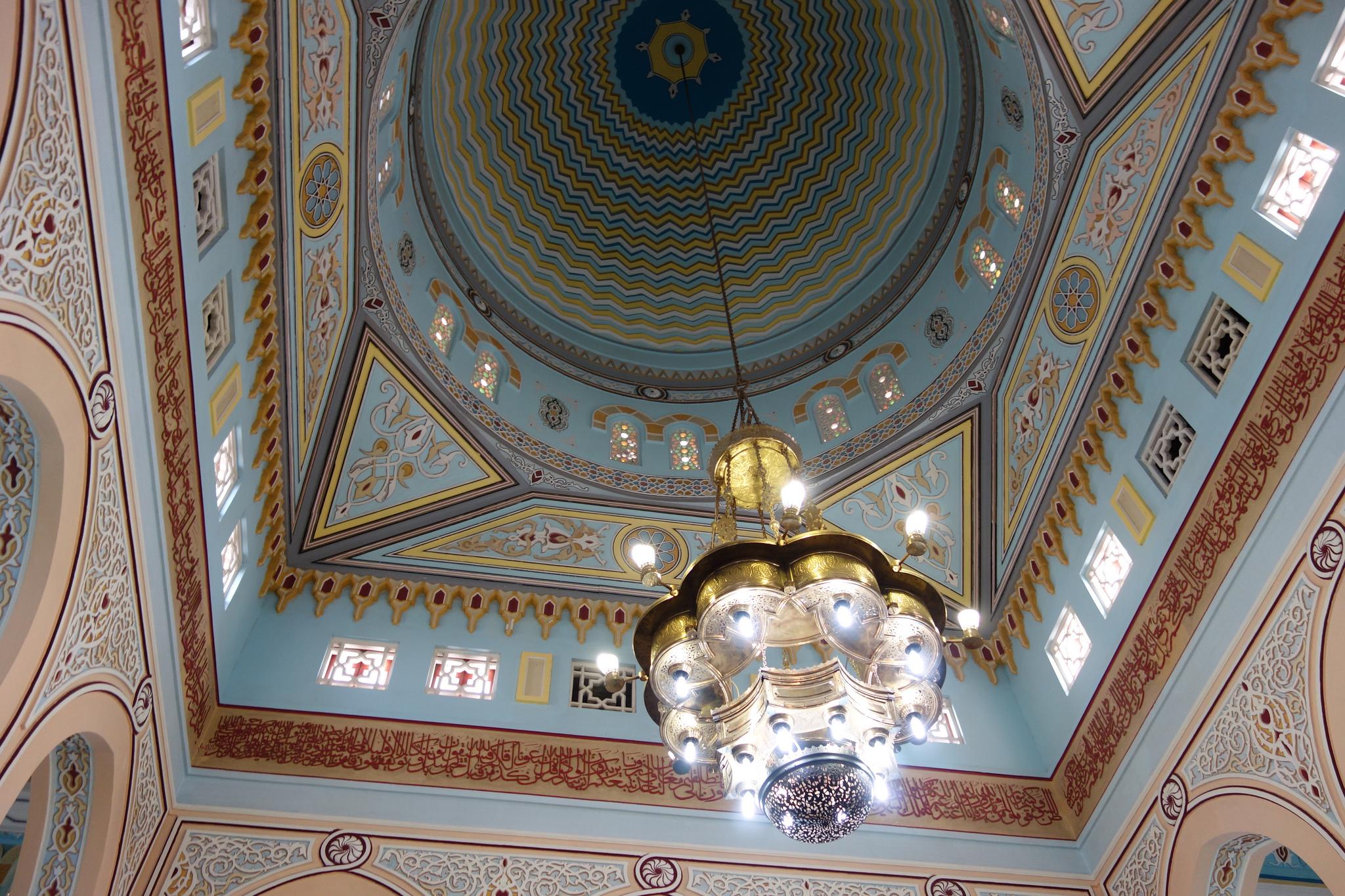 Мечеть Джумейра, купол