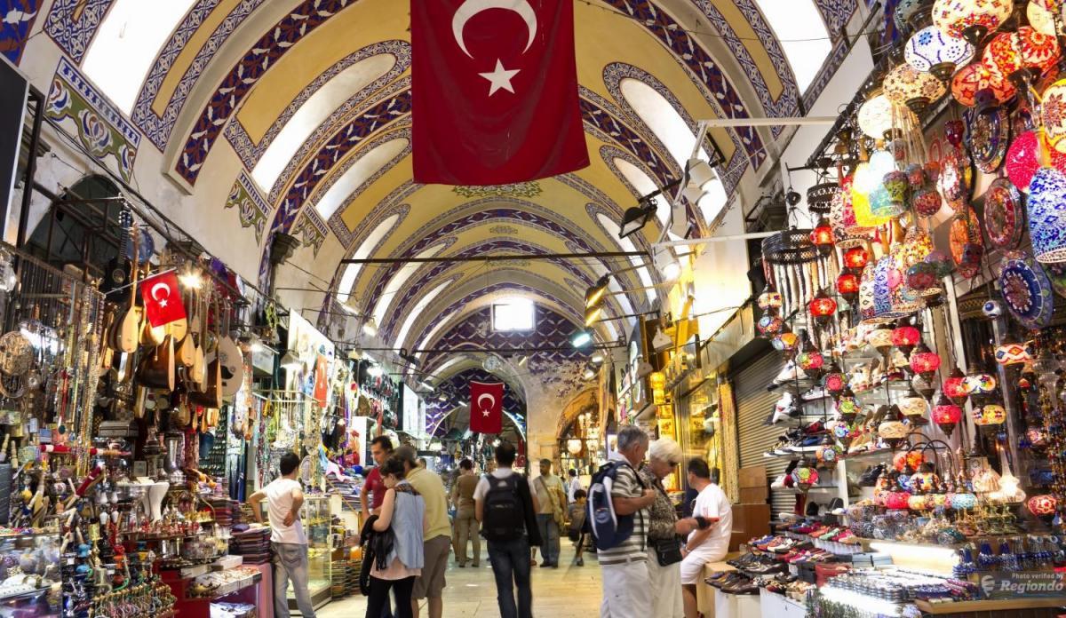 fbef215ed00 Шоппинг в Турции — что привезти и где покупать