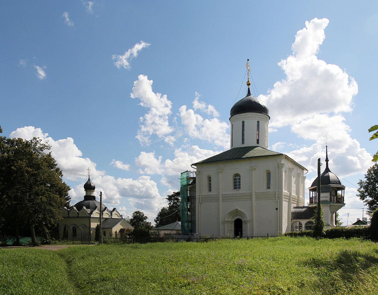 Звенигородский Городок, Успенский собор