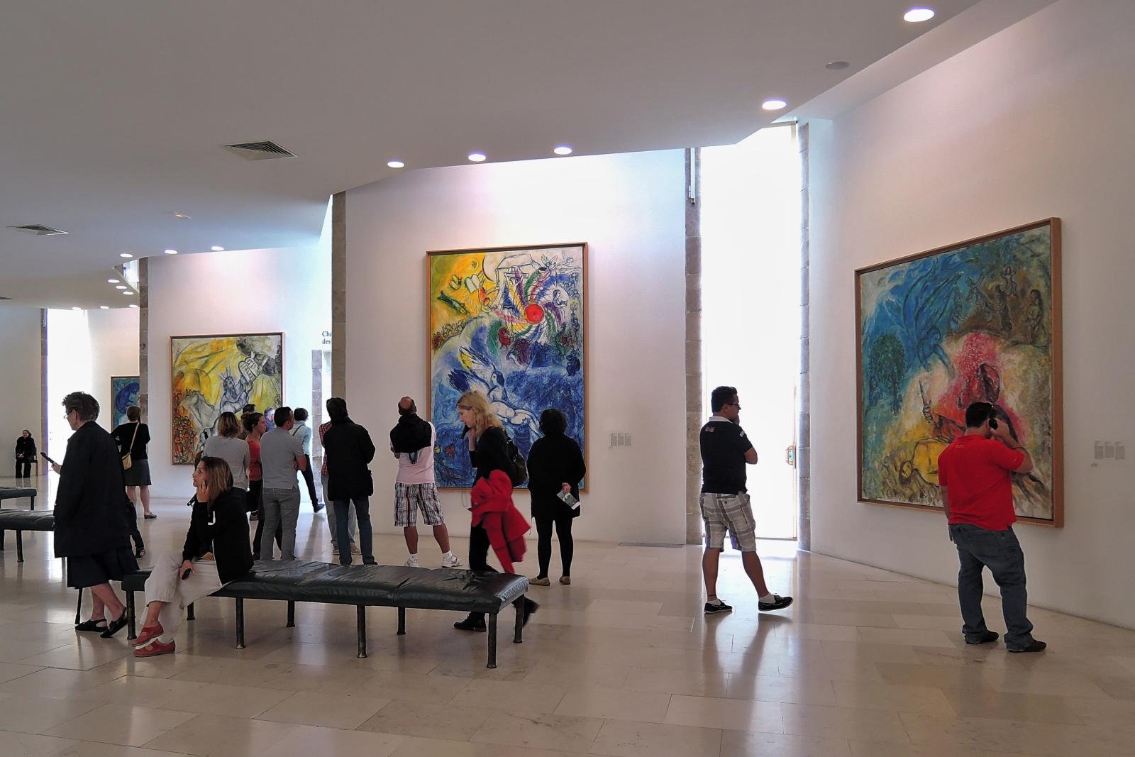 Национальный музей Марка Шагала, Ницца