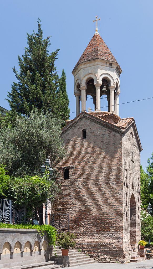 Храм Сиони, колокольня XV века