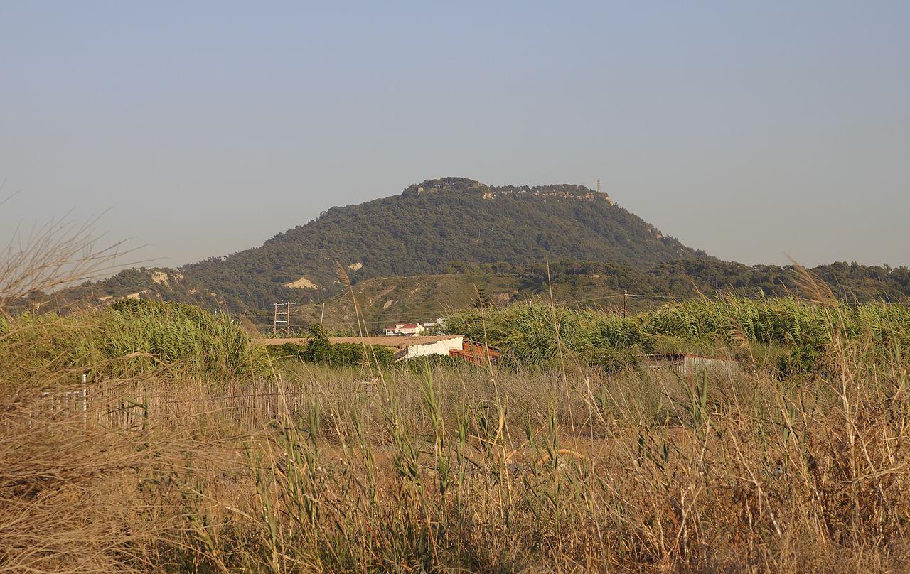 Гора Филеримос на Родосе