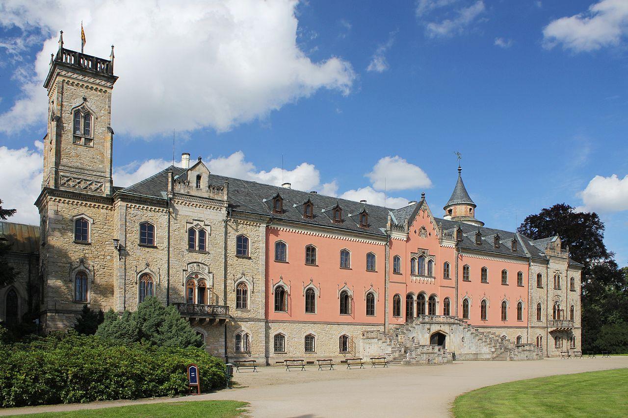 Замок Сихров, Чехия
