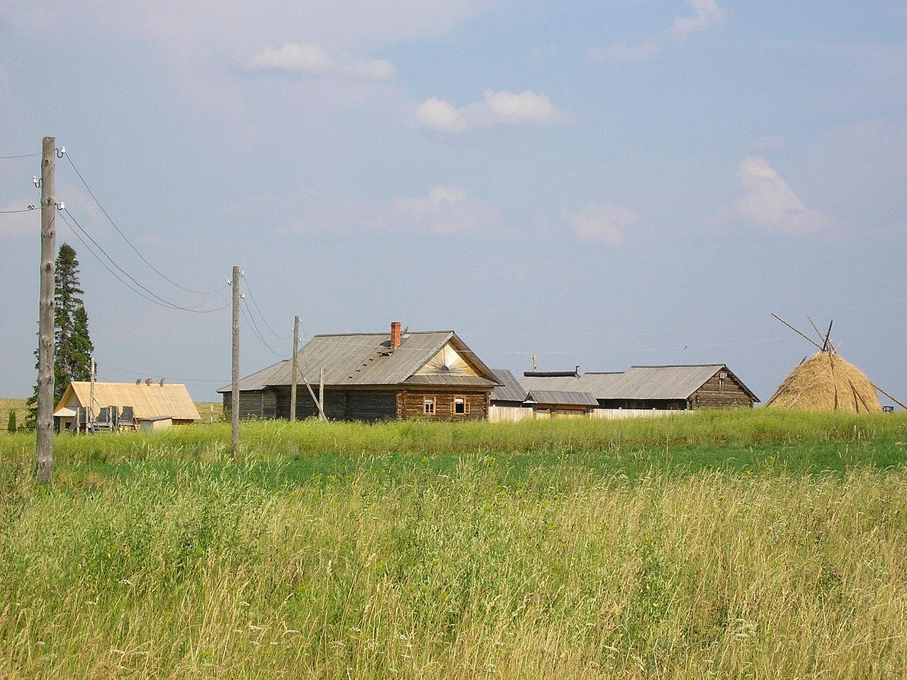 Историко-этнографический музей, деревня Лудорвай