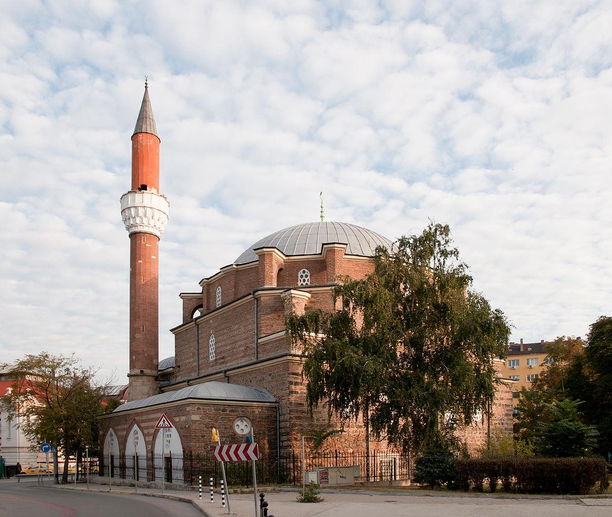 Мечеть Баня-Баши в Софии
