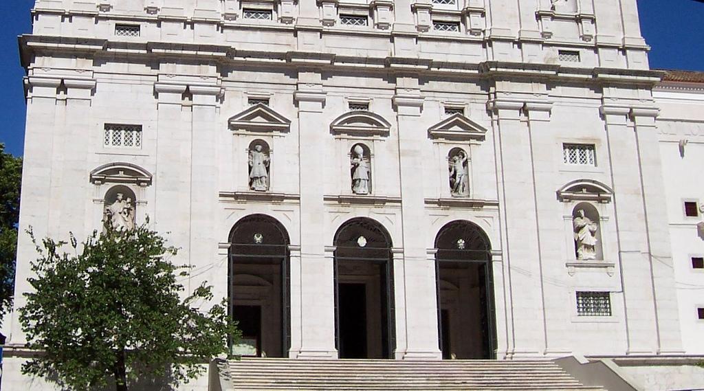 Монастырь Сан-Висенте-де-Фора, фасад