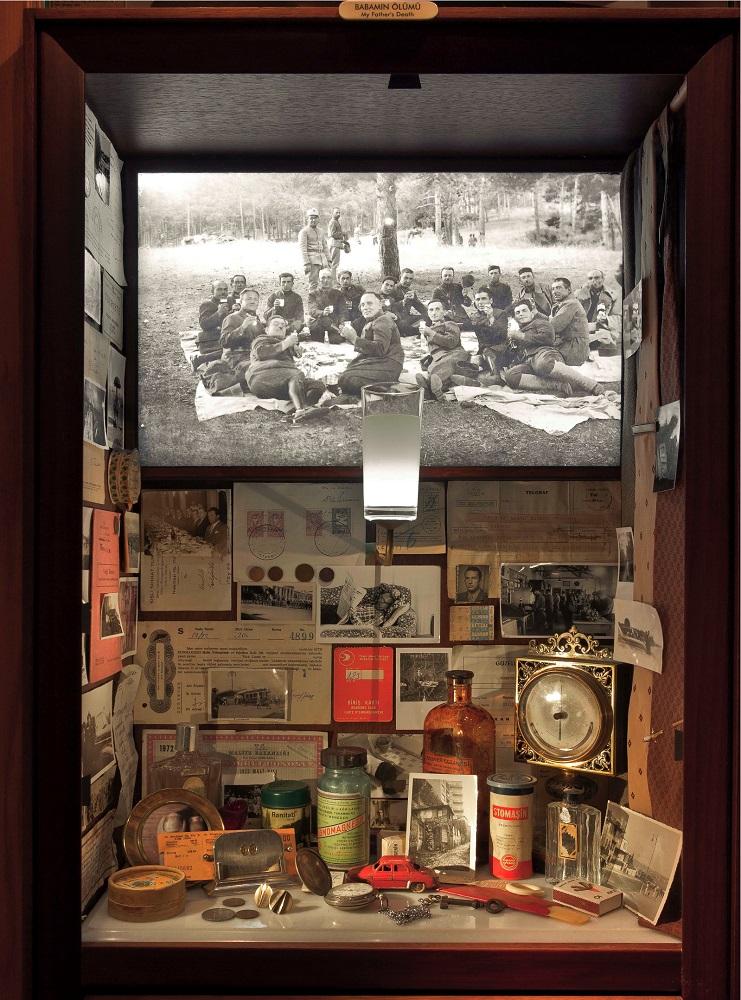 Музей невинности, экспозиция