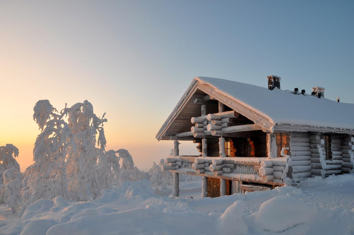 Стоит ли ехать в январе в лапландию
