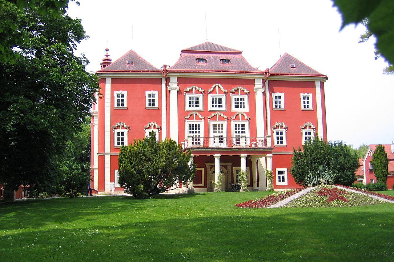 Замок Детенице, Чехия