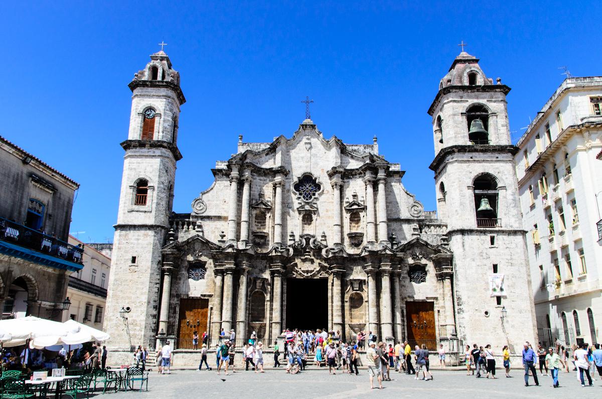 Кафедральный собор Гаваны, Куба
