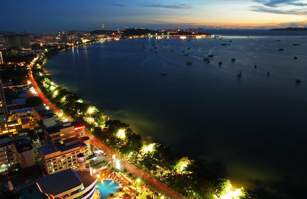 здесь город паттайя таиланд фото адама была довольно