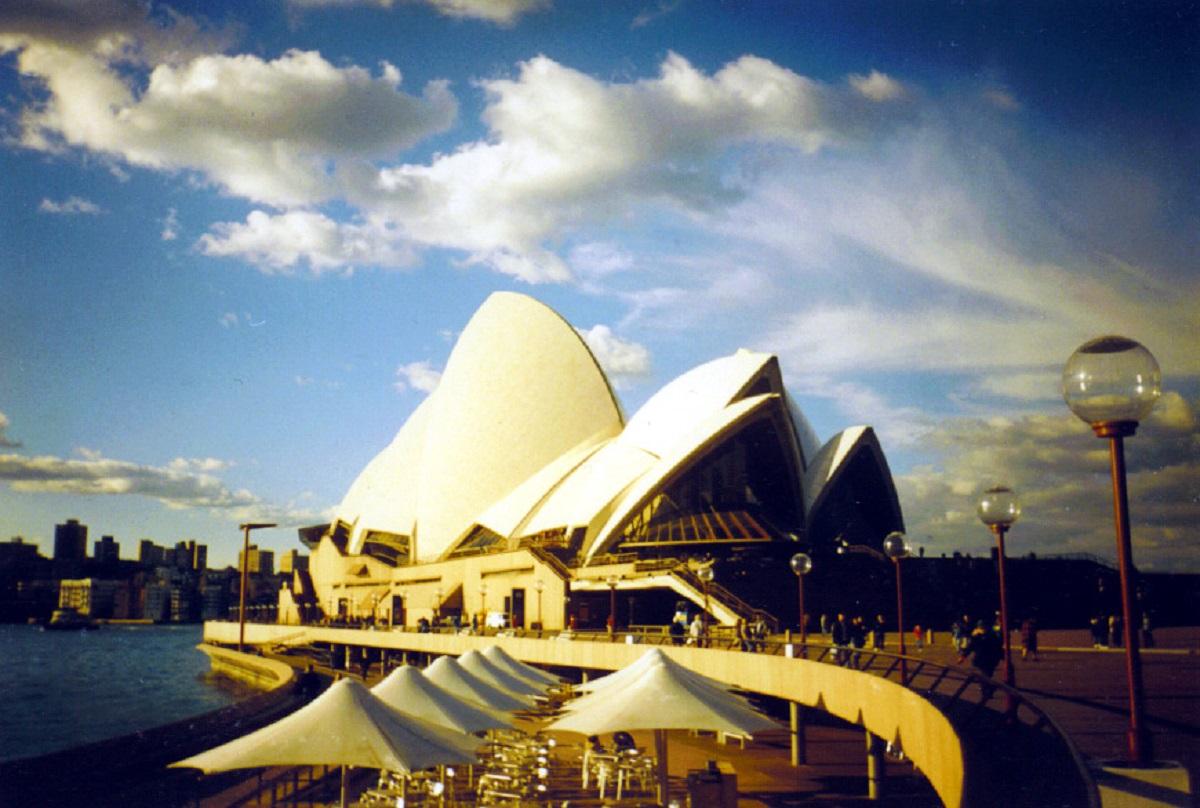 Сиднейский оперный театр, Сидней