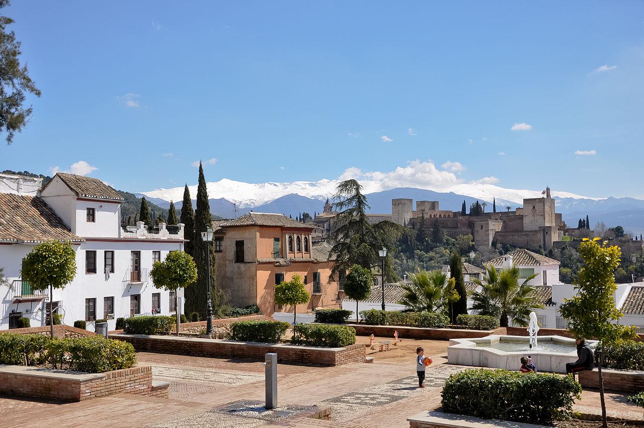 Район Альбайсин, Гранада