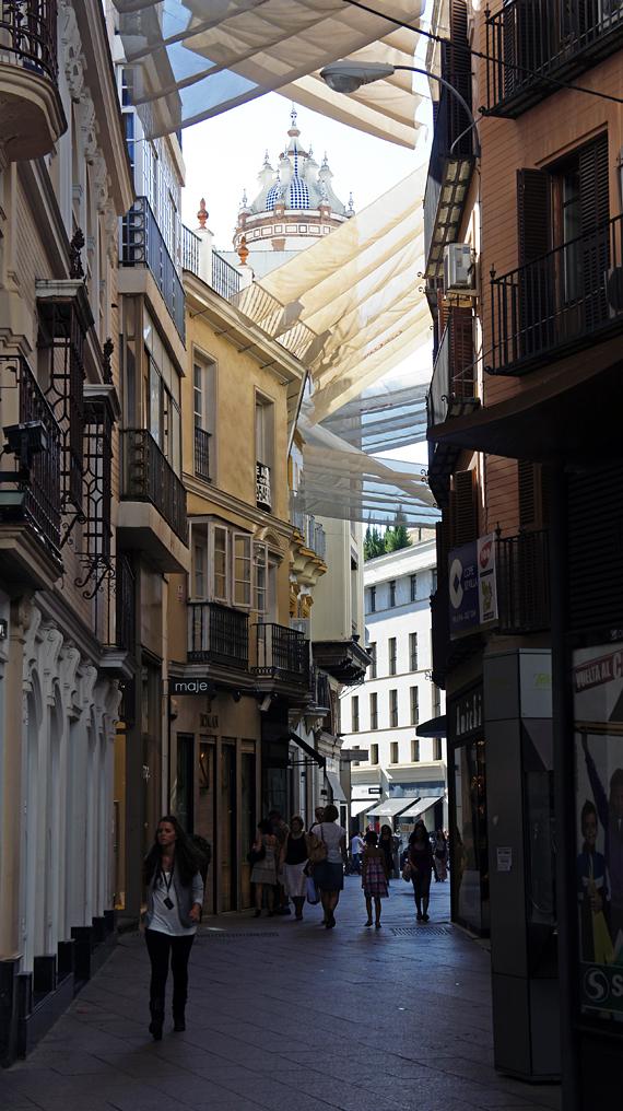 Улочки Севильи, Испания