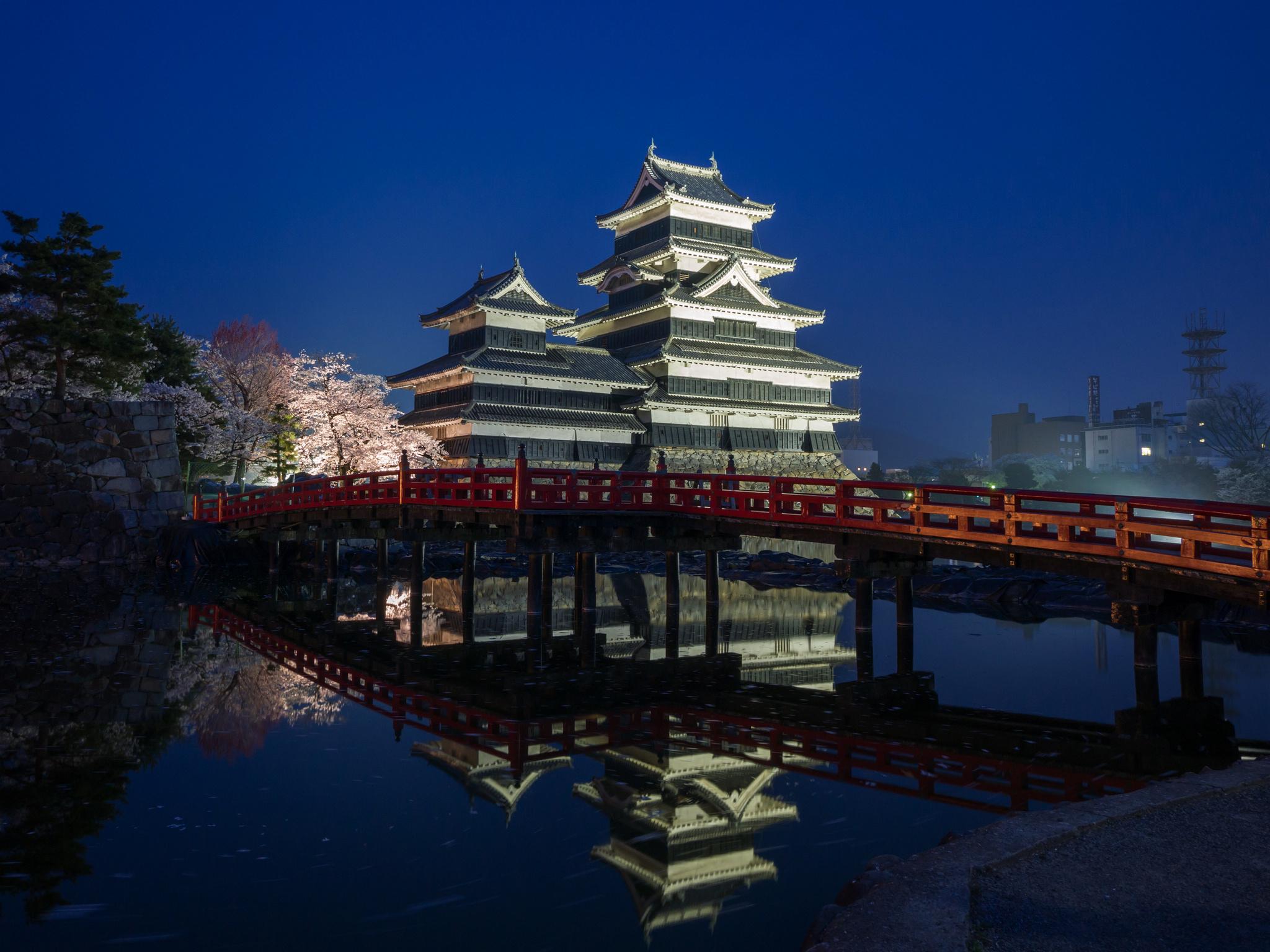 Картинки красивые места японии