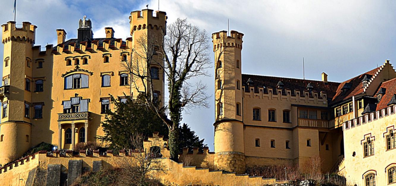Замок Хоэншвангау, Фюссен