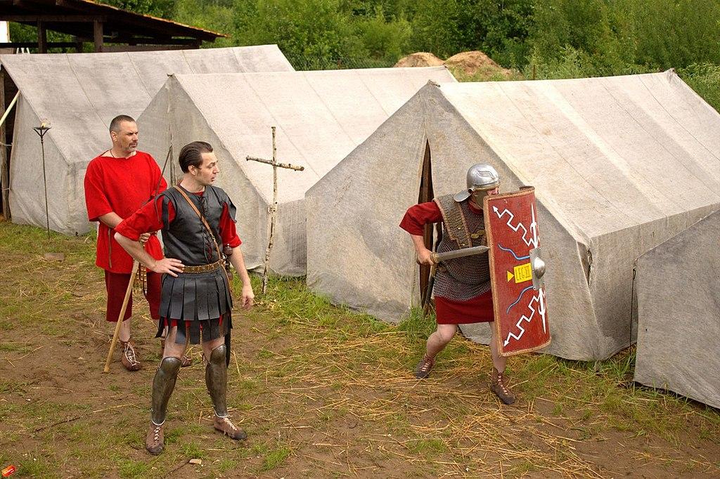 Тренировка легионера