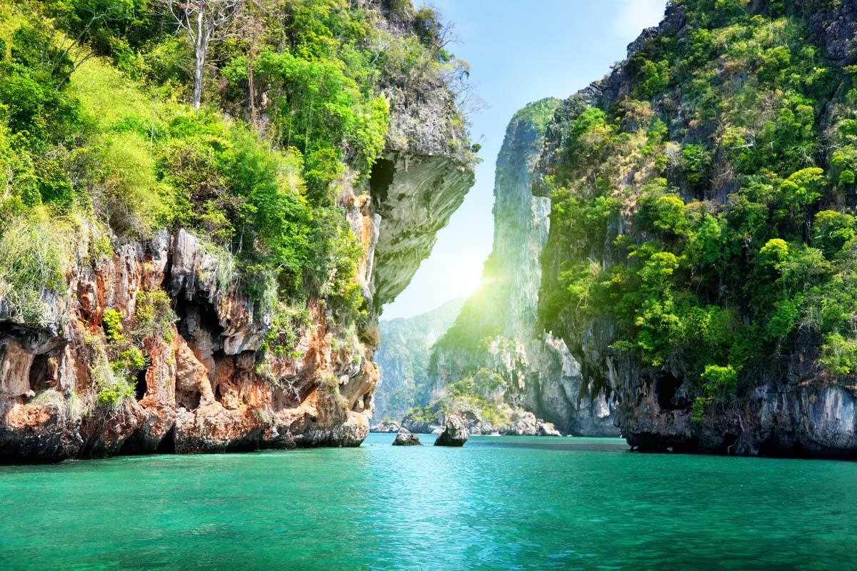 Пхукет - это одни из самых чудесных в мире пляжей и самые лучшие курортные отели!