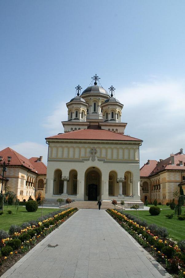 Церковь Алба-Юлии