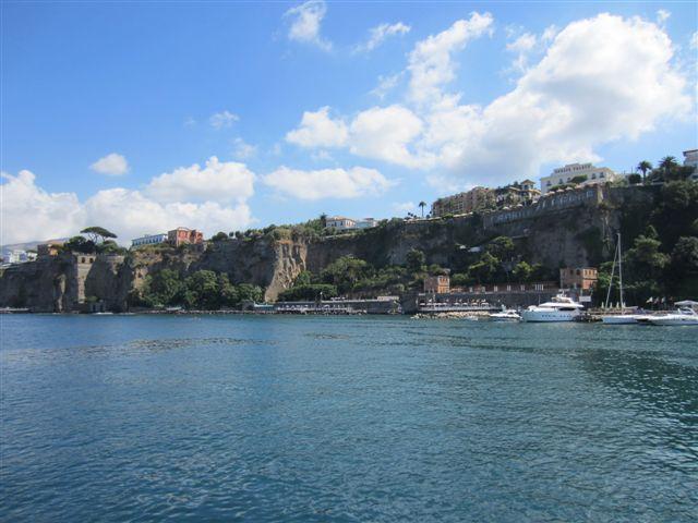 Море Сорренто, Италия
