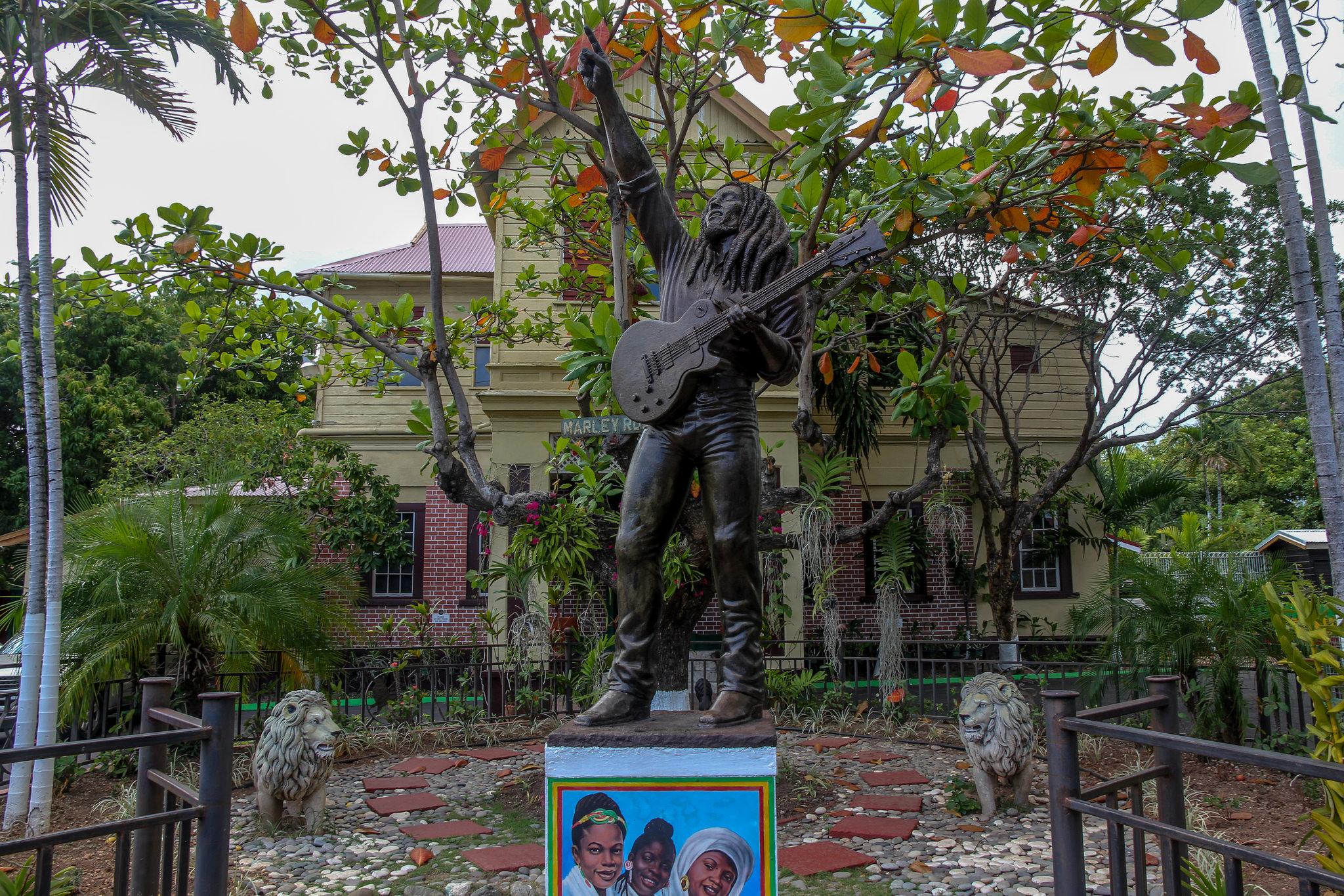 Музей Боба Марли, Кингстон