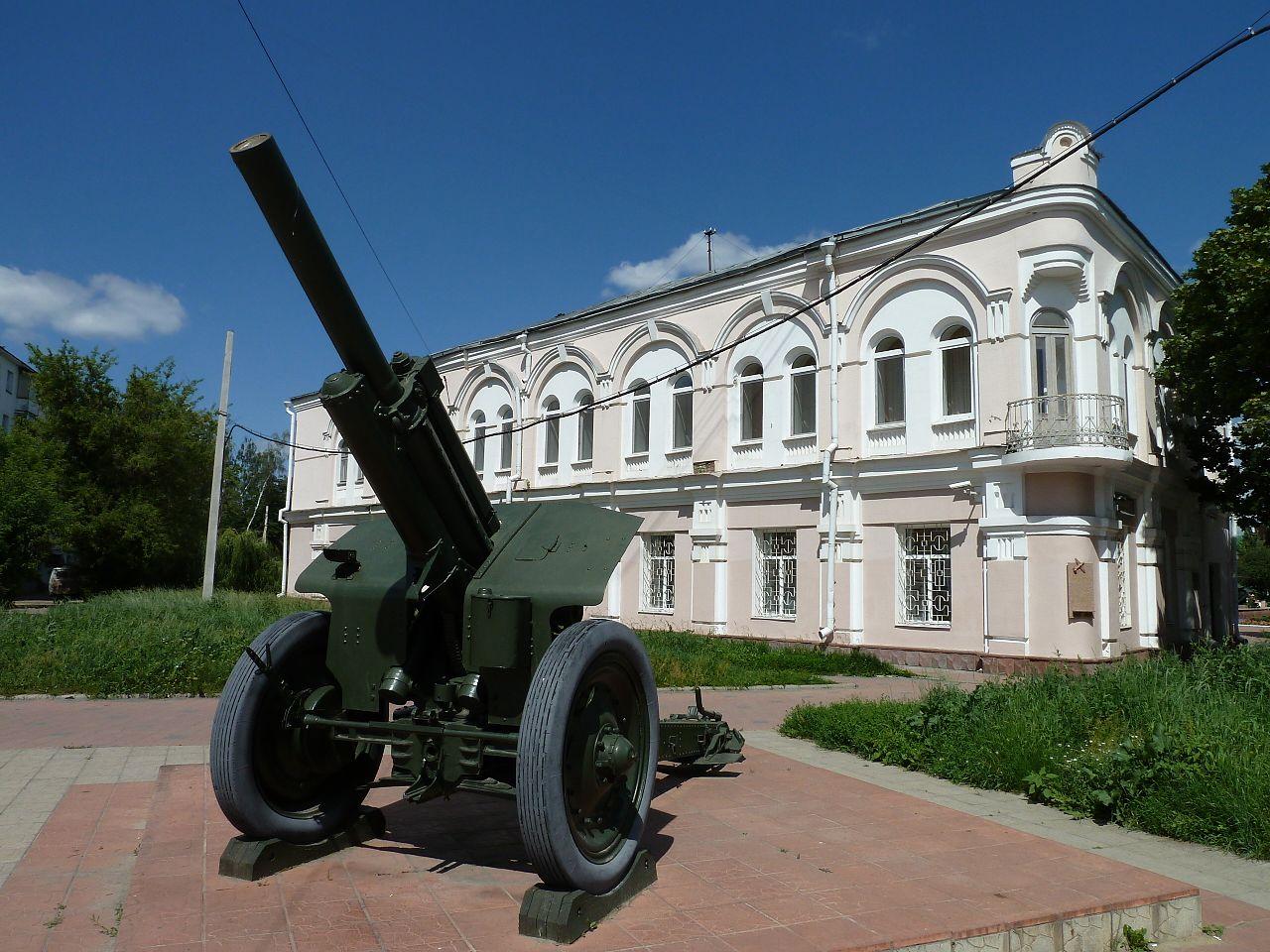Орловский военно-исторический музей (бывший дом купца И. И. Чикина)