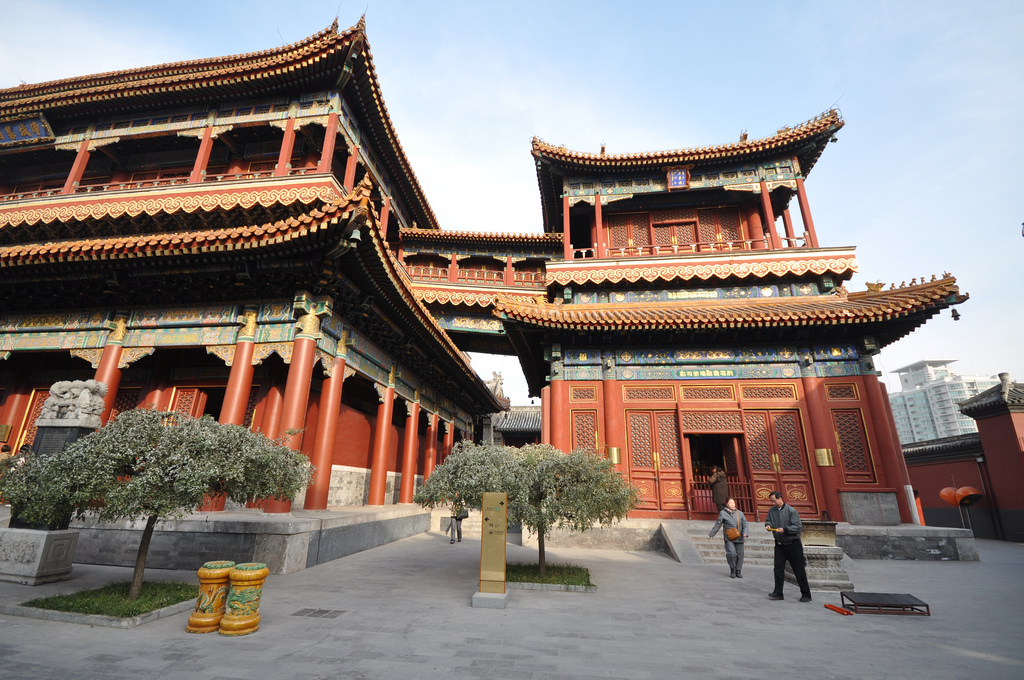 Юнхэгун в Пекине