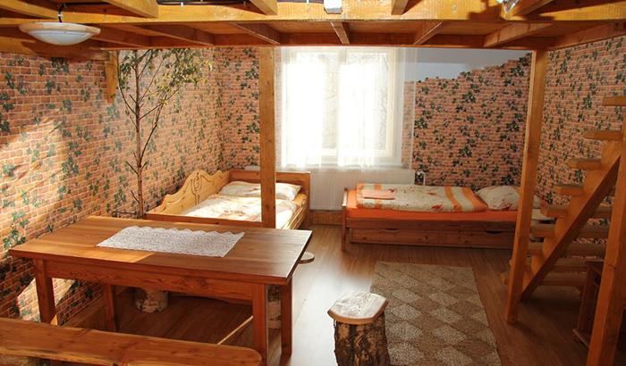 5 симпатичных и недорогих отелей в Праге ArtHarmony Pension 3.jpg