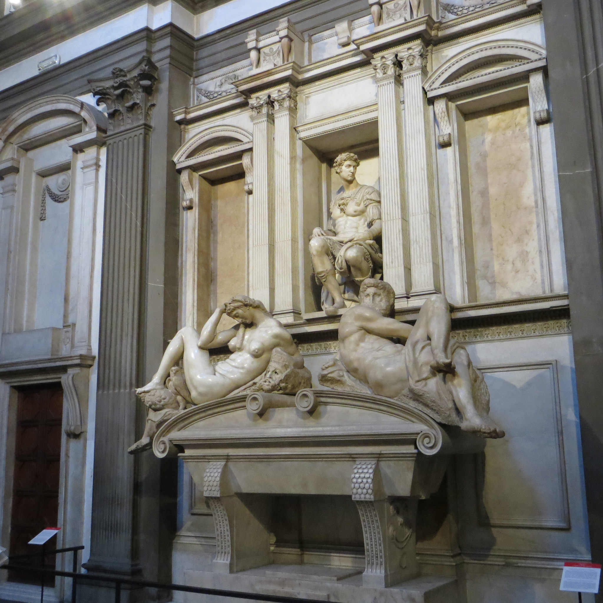 Капелла Медичи, базилика Сан-Лоренцо