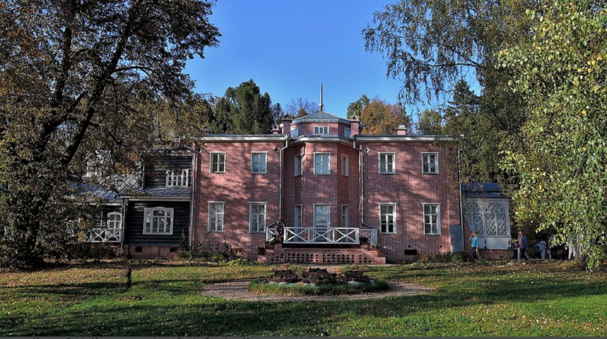 Музей-усадьба Мураново имени Тютчева