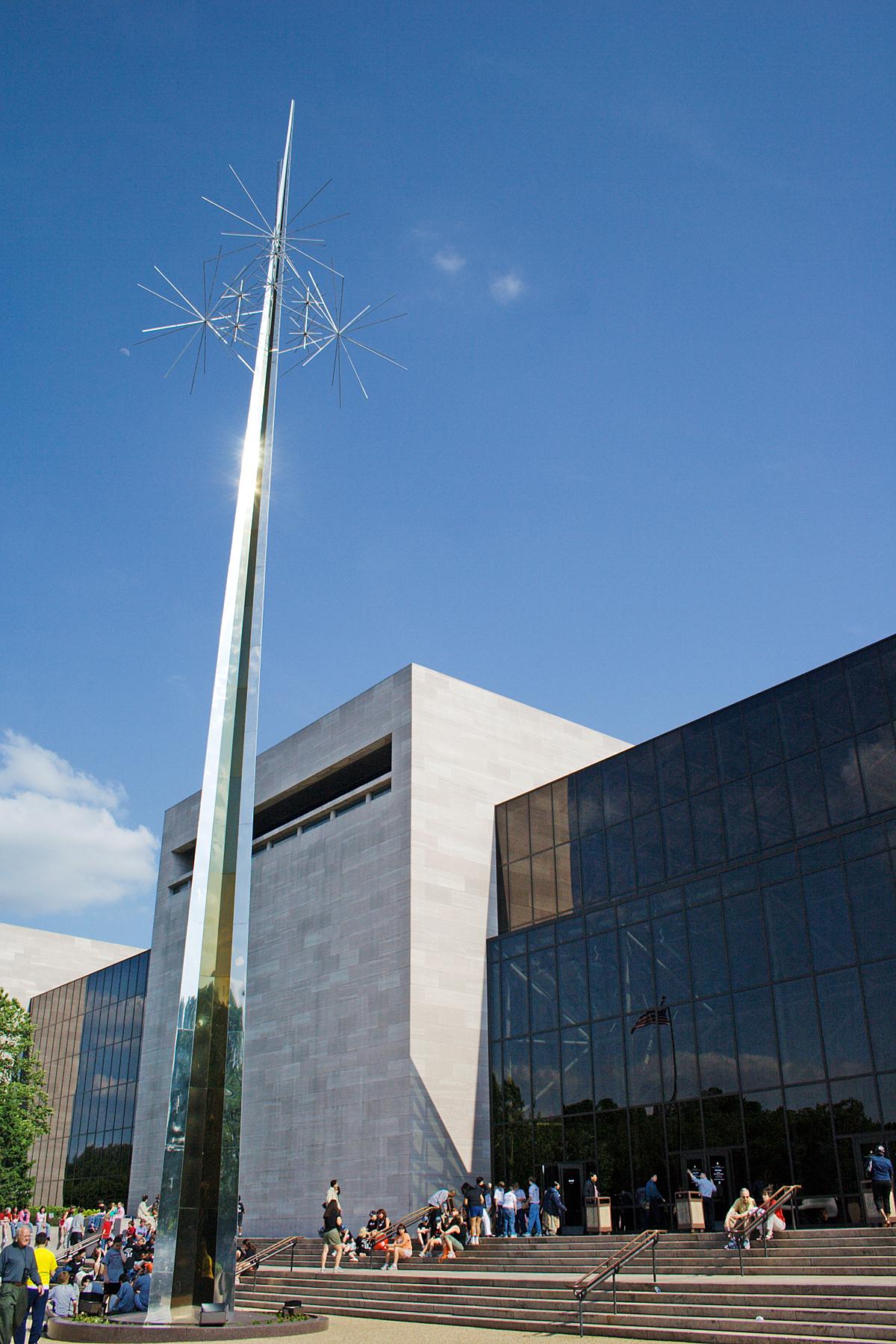 Национальный музей авиации и космонавтики, вход