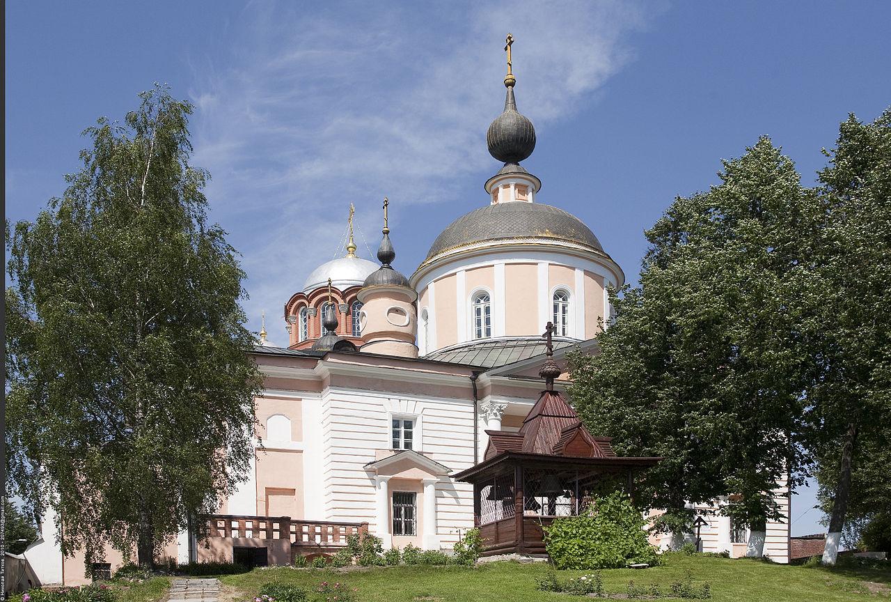 Покровский Хотьков монастырь, собор Покрова Пресвятой Богородицы