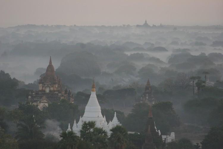 Прекрасная Мьянма