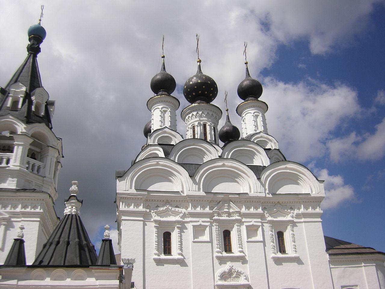 Свято-Троицкий монастырь, собор Троицкий