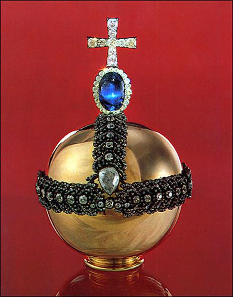 Императорская держава, Алмазный фонд, Москва