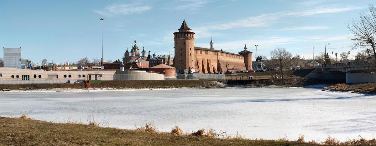 Коломенский Кремль, Коломна