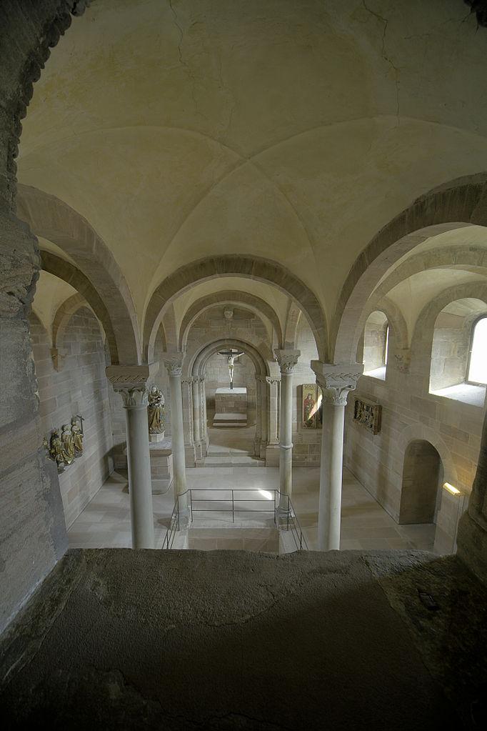 Нюрнбергская крепость, Двойная капелла