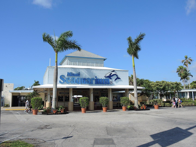 Аквариум Майами
