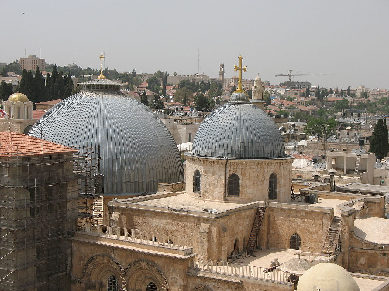 Храм Воскресения Христова (храм Гроба Господня)