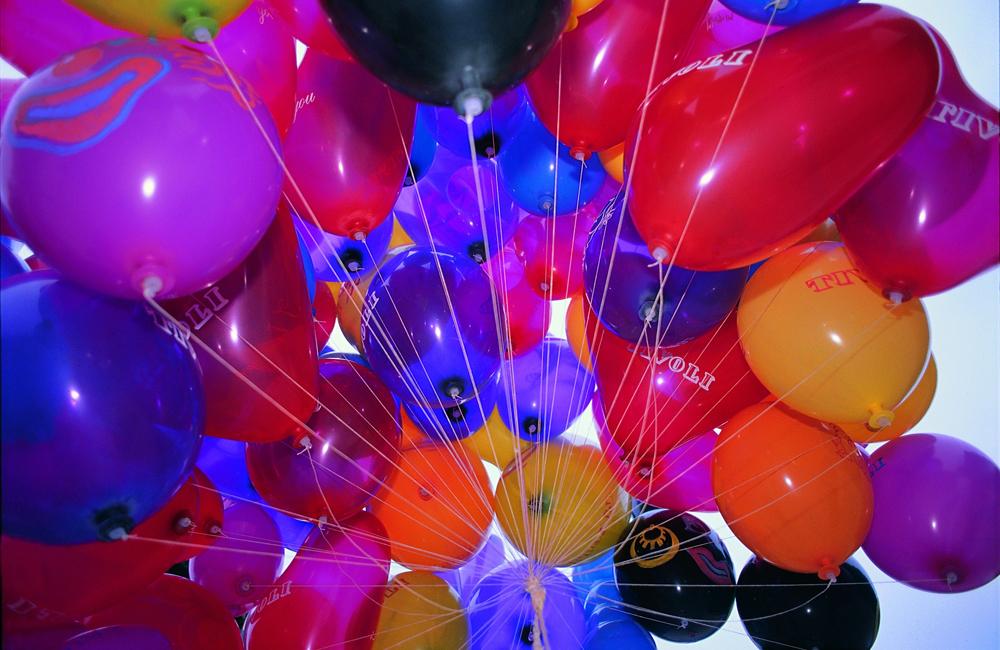 Красивые воздушные шары фото, сделать
