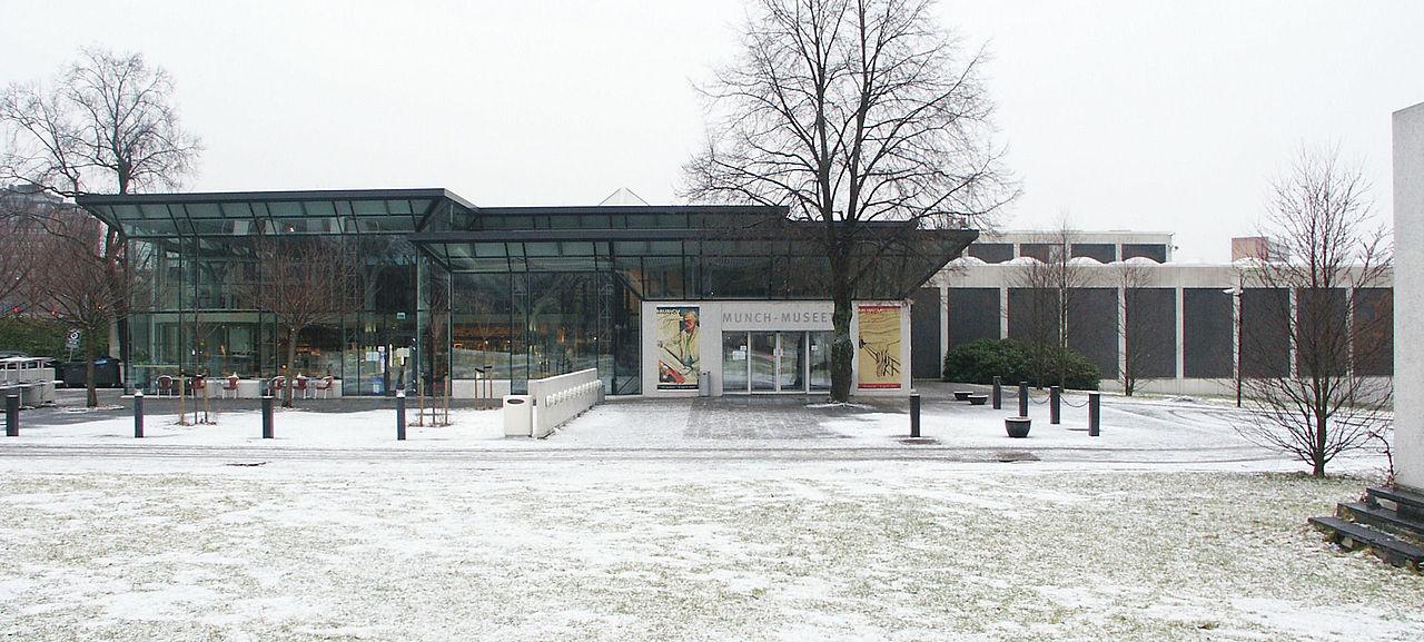 Музей Мунка, панорама