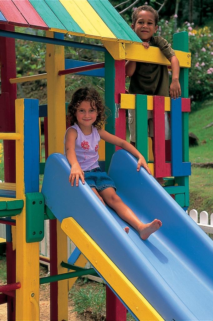 Детская площадка, Сент-Люсия