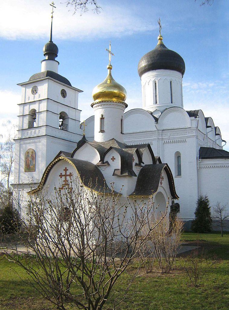 Собор Бориса и Глеба и часовня Святого Духа в Дмитрове