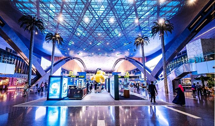 Аэропортоы пересадка в которых сплошное удовольствие Доха 3.jpg
