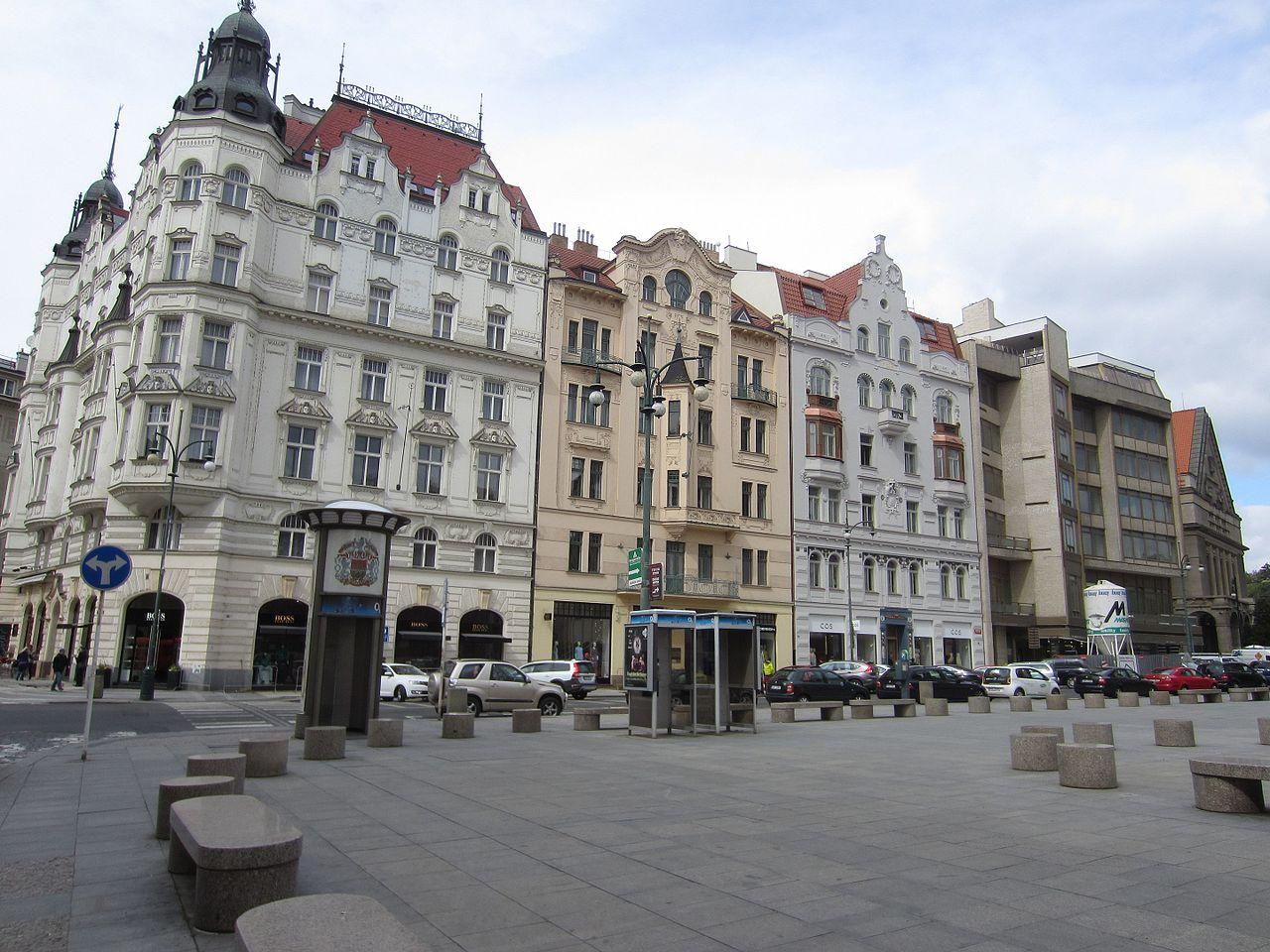 Йозефов, Прага