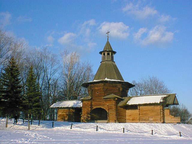 Башня Николо-Корельского монастыря, Коломенское